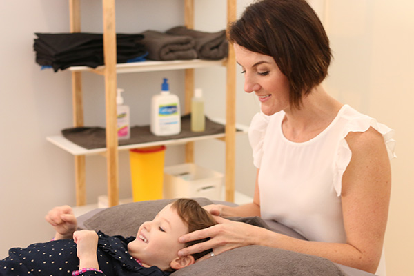 Osteopathy for Children
